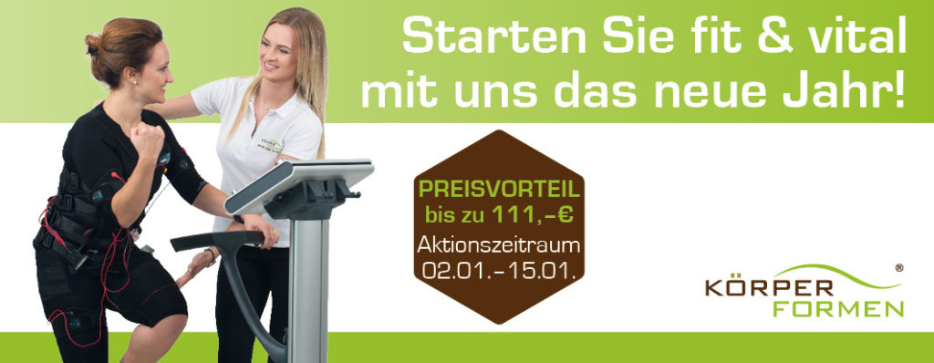 Fit und vital EMS-Training-Hannover
